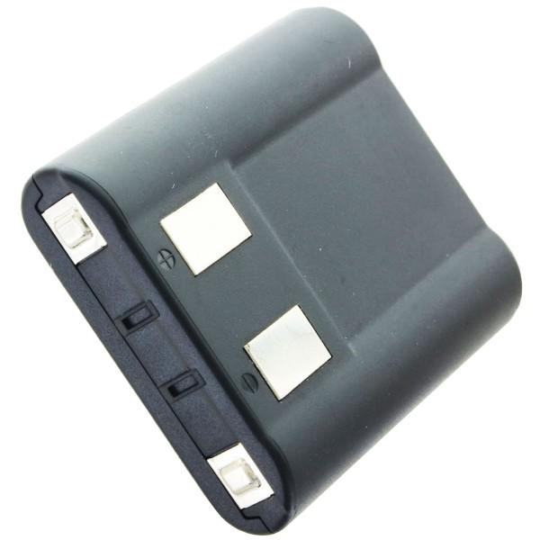 Batteri passer til Motorola NTN9395A, Talkabout T6210 3,6 Volt 700mAh NiMH batteri