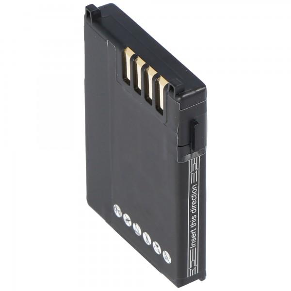 AccuCell batteri passer til Motorola L7089, P7389, T 260, V3688