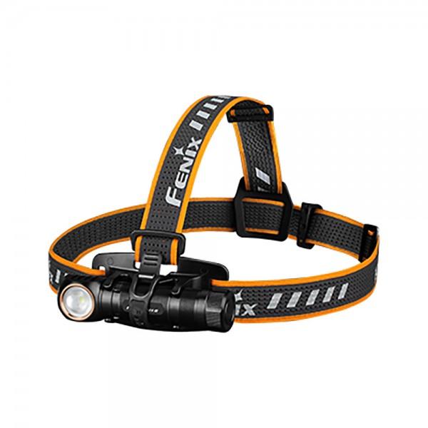 Fenix HM61R LED forlygte med max. 1200 lumen lysstyrke, dobbelt lyskilde, 3in1 brug, inklusive Fenix ARB-L18-3500 batteri