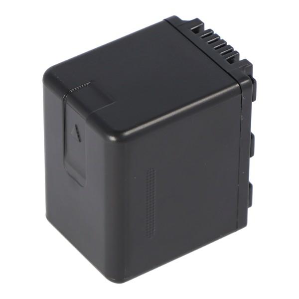Batteri passer til Panasonic VW-VBK360, VW-VBK180 3.7 Volt 3400mAh