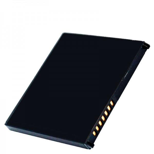 430128-002 Batteri passer til HP Type 430128-002 3.7 Volt 1700mAh