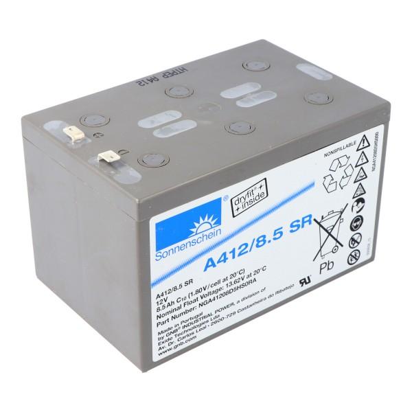 Sunshine Dryfit A412 / 8.5SR blybatteri PB 12Volt 8.5Ah