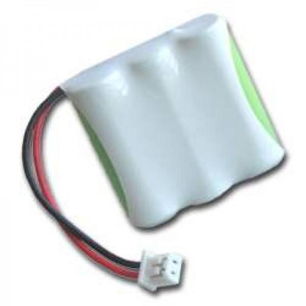AccuCell batteri passer til Loewe Alpha TEL 3100 LT2130