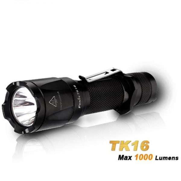 Fenix TK16 Cree XM-L2 U2 LED lommelygte med op til 1000 lumen