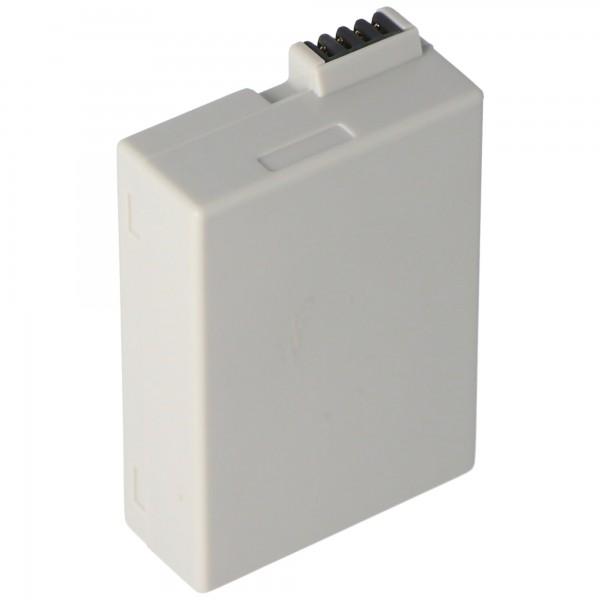 AccuCell batteri passer til Canon LP-E8, EOS 600D, Kiss X5, Rebel T3i