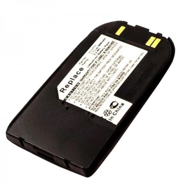 Batteri passer til Huawei mobiltelefon V710 batteri