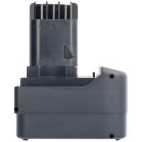 AccuCell batteri passer til Metabo BS 12, BST 12, SB12, 12V NiMH 3,0Ah