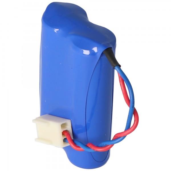 Backup batteri til dit alarmsystem 3.6 Volt, 4000mAh BATLi05, BAT05