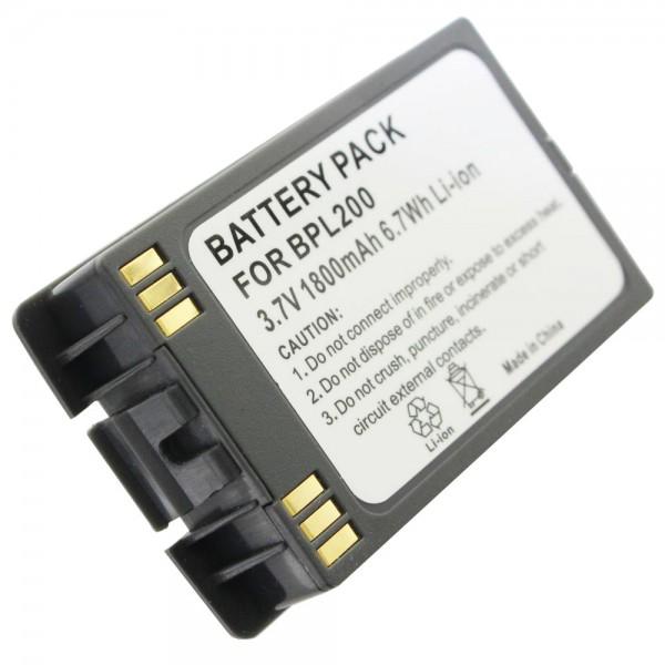 Batteri passer til Avaya 3641 batteri, 3645 batteri BPL100, PBP0850, PBP1300, PBP1850