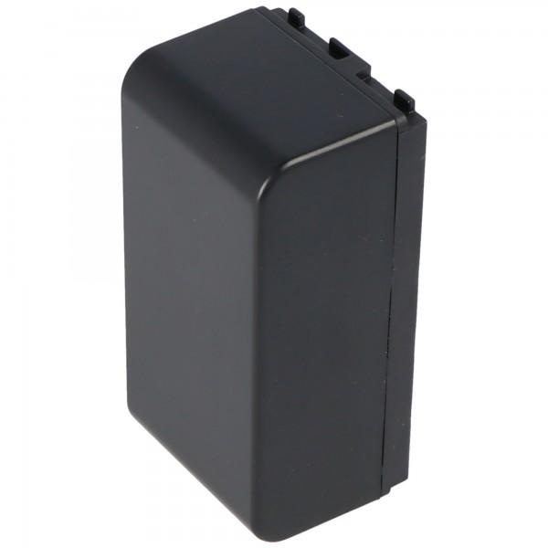 Batteri passer til JVC BN-V11U, BN-V12, BN-V12U, BN-V14U