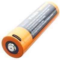 21700 USB Li-ion-batteri Fenix ARE-L21-5000U 21700 Dimensioner 76x21,5mm, max. 8A