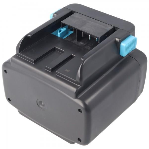 AccuCell batteri passer til Hitachi EB 2420, Hitachi C 7D, CR 24DV, DH 24DV