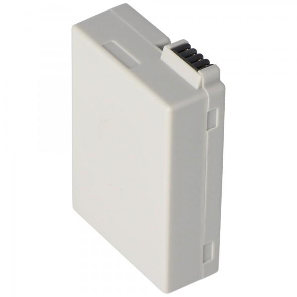 AccuCell batteri passer til Canon LP-E8, EOS 550D, EOS 600D, Rebel T2i