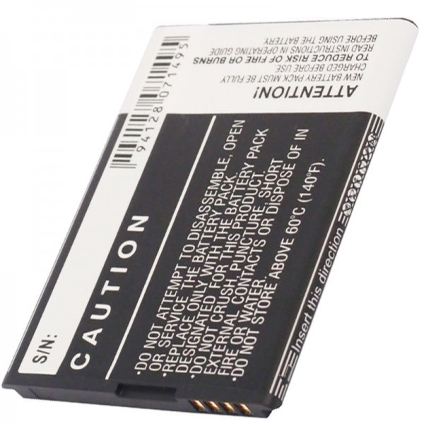 Huawei Ascend G510, Y210 replik batteri fra AccuCell