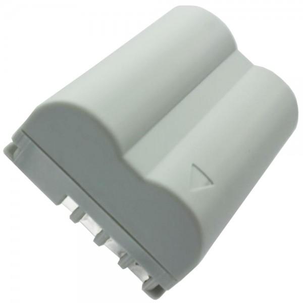 Batteri passer til Olympus BLM-5, DSLR E5 batteri (ikke original)