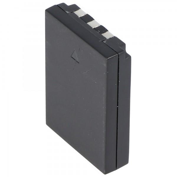 AccuCell batteri passer til Sanyo DB-L10, 1100mAh