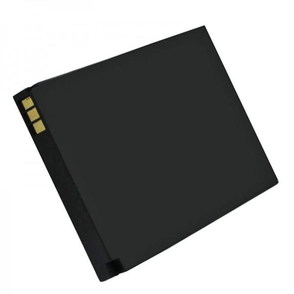 Batteri passer til AURO M101 Olympia Vox, Vox Farve 2159 Batteri M912, DRT043450-01