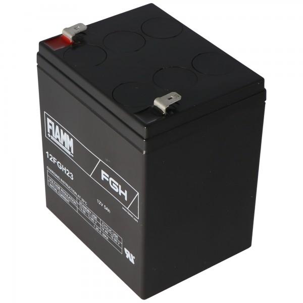 Fiamm FGH20502 Batterieledning PB 12Volt 5.0Ah