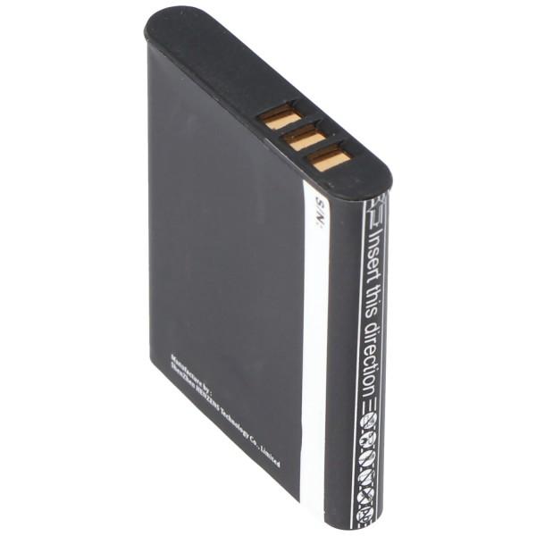 APB-50 batteri til Agfa Optima 147 APB-50 udskiftningsbatteri