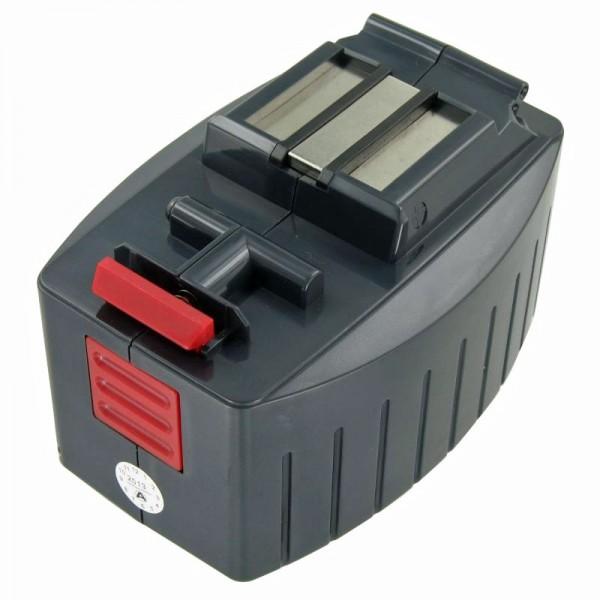 Batteri passer til Festo (Imitation) BPH 9,6T, Festool TDD 9,6 1,4Ah